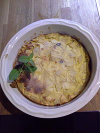 Apfel-Birne Pancake aus dem Ofen - Rezept - Bild Nr. 1148