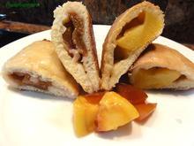 Hefe:   süße TEIGTASCHEN mit fruchtiger Füllung - Rezept - Bild Nr. 1148