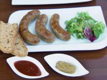 Selbstgemachte Grillwurst und Bierbrot - Rezept - Bild Nr. 1146