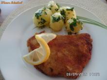 Wiener Schnitzel - Rezept - Bild Nr. 1174