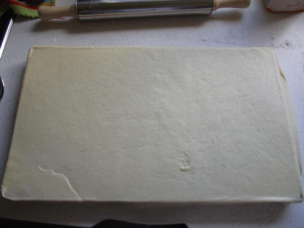 Leos gerollter Pflaumenkuchen - Rezept - Bild Nr. 1185