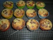 Birnen Muffins 12 Stück - Rezept - Bild Nr. 1216