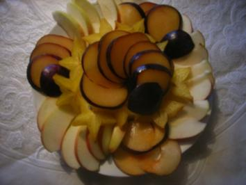 "Vitamin-Sonnenteller ""Herbstzeit 2008"" - Rezept"