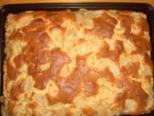Gargouillau - Franzoesischer Birnenkuchen - Rezept