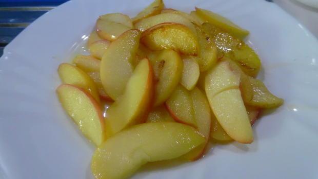 Low Carb Käsekuchen mit Apfel - Rezept - Bild Nr. 1225