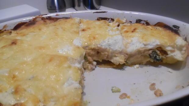 Thunfisch-Lasagne - Rezept - Bild Nr. 1320