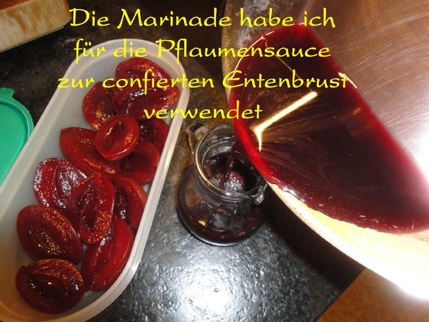 Balsamico Rotwein Zwetschgen - Rezept - Bild Nr. 1392