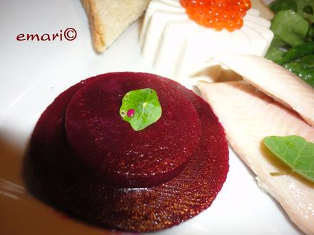 marinierte rote Rüben Taler - Rezept - Bild Nr. 1394