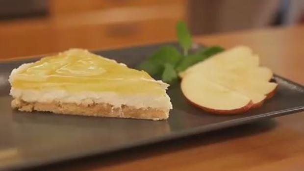 apfel mascarpone torte rezept mit video. Black Bedroom Furniture Sets. Home Design Ideas