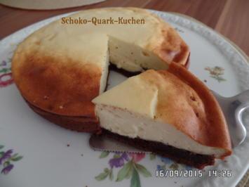 Rezept: Schoko-Quark-Kuchen