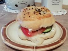 Açma - Türkische Sandwiches / Brötchen - Rezept - Bild Nr. 1395