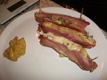 Wiener mal anders Low Carb - Rezept - Bild Nr. 1398