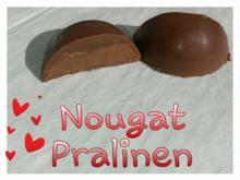 Nougat Pralinen / Nugat Pralinen - Rezept - Bild Nr. 1413