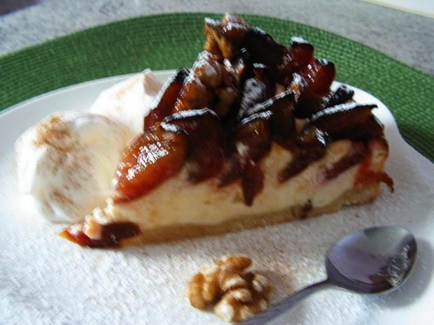 Quark-Pflaumen-Kuchen - Rezept - Bild Nr. 1416