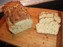 Zucchini-Kürbis-Brot Low Carb - Rezept - Bild Nr. 1420