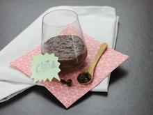 LowCarb Chia Schocoffee Pudding - Rezept - Bild Nr. 1429