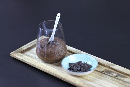LowCarb Chia Schoko Pudding - Rezept - Bild Nr. 1429