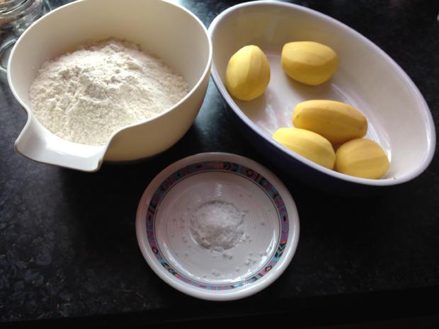 Kartoffelbrot - Rezept - Bild Nr. 2101