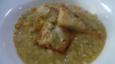 Florentinische Bohnensuppe - Rezept - Bild Nr. 1429