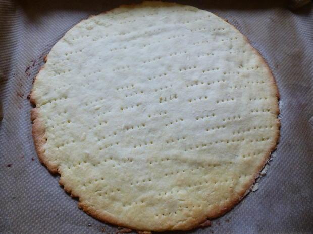 Stachelbeer-Marzipan-Torte - Rezept - Bild Nr. 1444