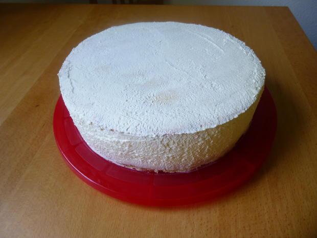 Stachelbeer-Marzipan-Torte - Rezept - Bild Nr. 1452