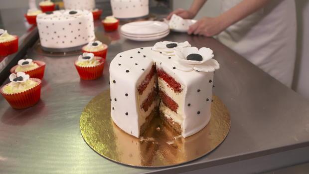Red Velvet Cake - Rezept - Bild Nr. 1471