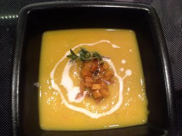 Karottensuppe nach meiner Art - Rezept - Bild Nr. 1480