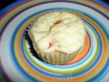 Feta-Muffins mit Kresse  - Rezept - Bild Nr. 1527