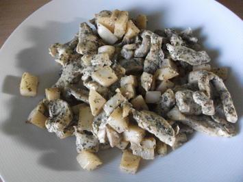 Rezept: Geschnetzeltes mit Mairübchen