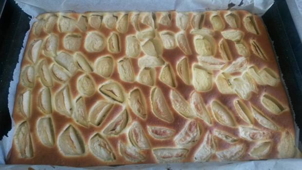 Apfelkuchen saftig und lecker - Rezept - Bild Nr. 1598