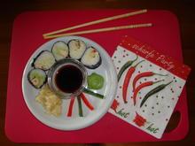 Sushi - Rezept - Bild Nr. 1624