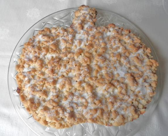 Apfelkuchen ... - Rezept - Bild Nr. 1658