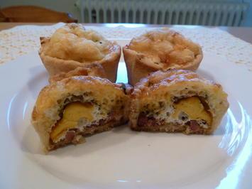 Herzhafte Muffins bzw. Mini-Pasteten - Rezept - Bild Nr. 1662
