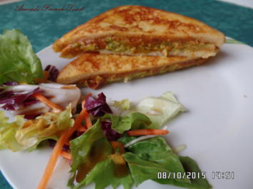 Avocado-French-Toast - Rezept - Bild Nr. 1662