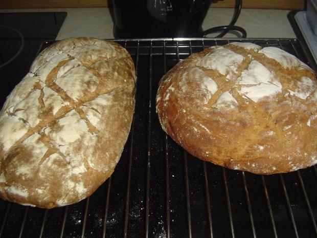 Leckeres Brot aus 700 gramm Sauerteig - Rezept - Bild Nr. 1670