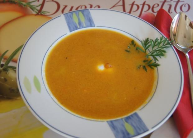 orangen m hren suppe rezept mit bild. Black Bedroom Furniture Sets. Home Design Ideas