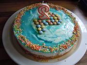 Blaue Torte - Rezept - Bild Nr. 1744