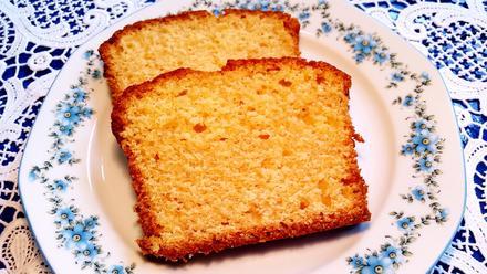 Apfelmus-Kuchen ... - Rezept - Bild Nr. 1747