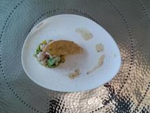 Ceviche mit Mango-Avocado Tartar - Rezept - Bild Nr. 1824