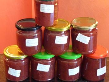 Rezept: Quitten-Zwetschgen Marmelade