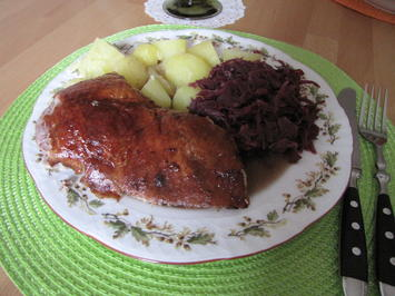 Rezept: Entenbraten