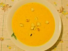Zucchini - Möhren - Tomaten Suppe - Rezept - Bild Nr. 1933