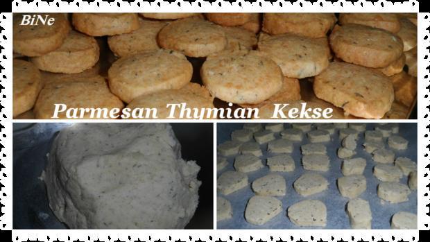 BiNe` S PARMESAN THYMIAN KEKSE - Rezept - Bild Nr. 1999
