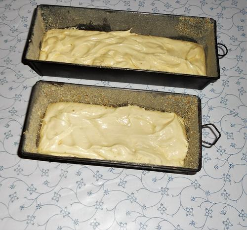 """Oma - Friede`s"" - Sandkuchen (Rzpt. um 1920) - Rezept - Bild Nr. 2025"