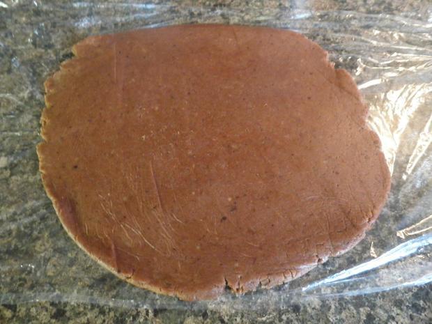 Schokoladen - Tarte ... mit Safranbirnen - Rezept - Bild Nr. 2047