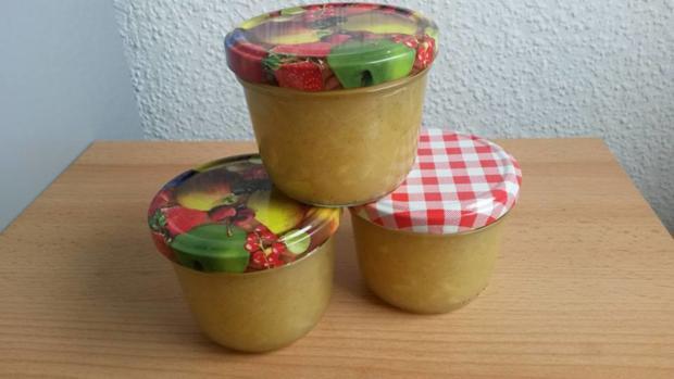 Apfel - Birnen - Kompott - Rezept - Bild Nr. 2051