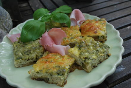Zucchini-Frittata - Rezept - Bild Nr. 2050