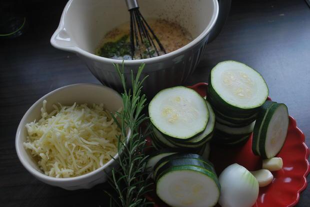 Zucchini-Frittata - Rezept - Bild Nr. 2052