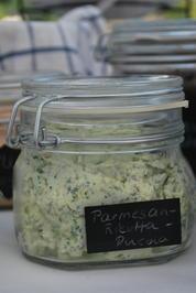 Ricotta-Rucola-Parmesan-Creme  - Rezept - Bild Nr. 2053