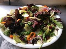 Gemischter Salatteller - Rezept - Bild Nr. 2052